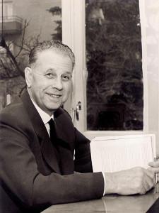 Sven Heribert Svensson, Sh-Byggs grundare