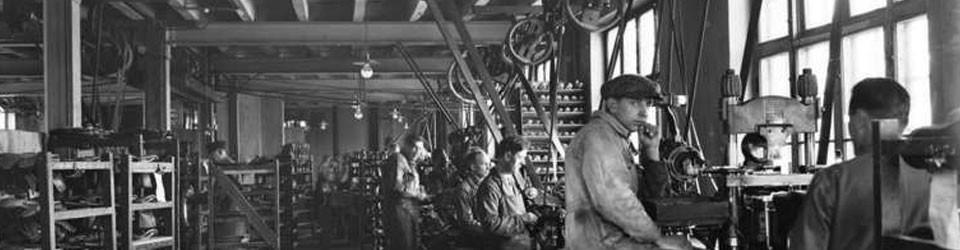 Ekholms skofabrik