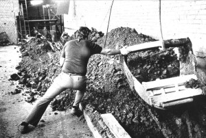 Bergsbrunna Tegelbruk AB 1984 tommy Arvidsson