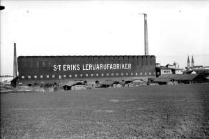 ST Eriks kv Grenen,  1935 Axel sagerholm Uppl