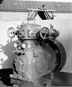 Pump från Tullgarns. Foto Östtlings. UM