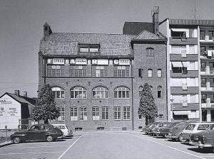 Kontorsboksfabrik 16114D BESK