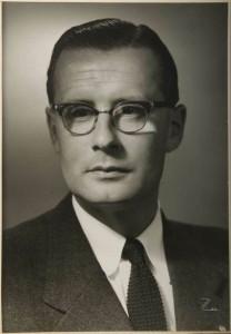 AW Inga Larsson Göran Haeggström FN02194 1960