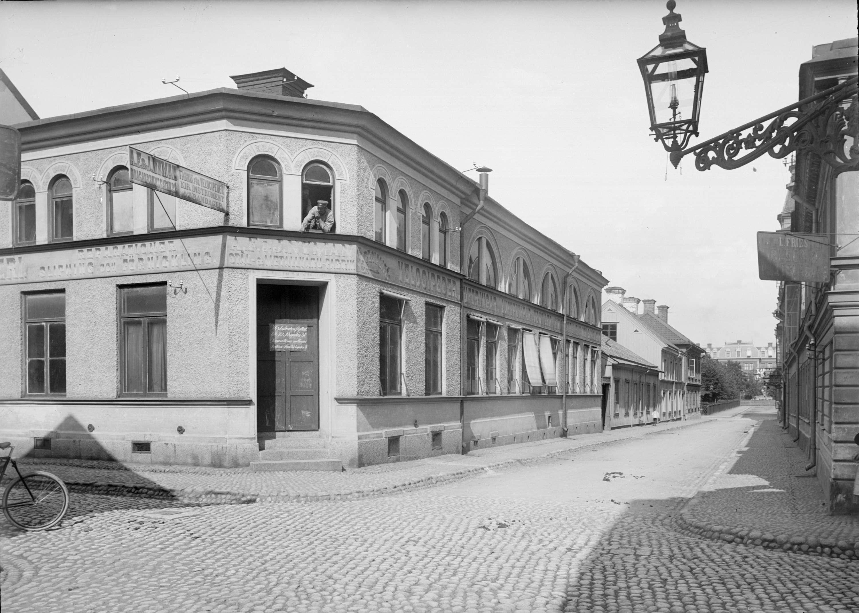 klostergatan uppsala