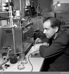 Björn Ingelman år 1956. Uppsla-Bild. UM