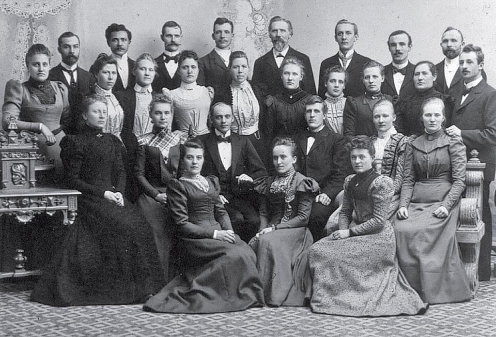 Ånstrand Klippan 1899