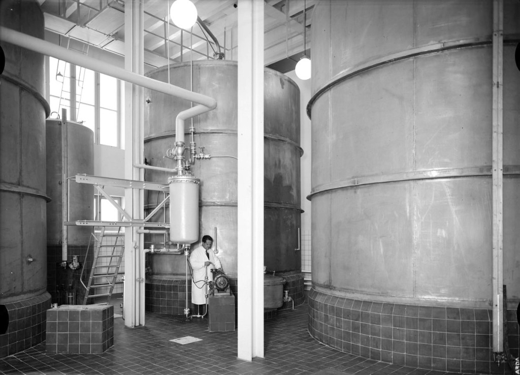 Ättiksfabriken KNEBEL 1935 PS03672