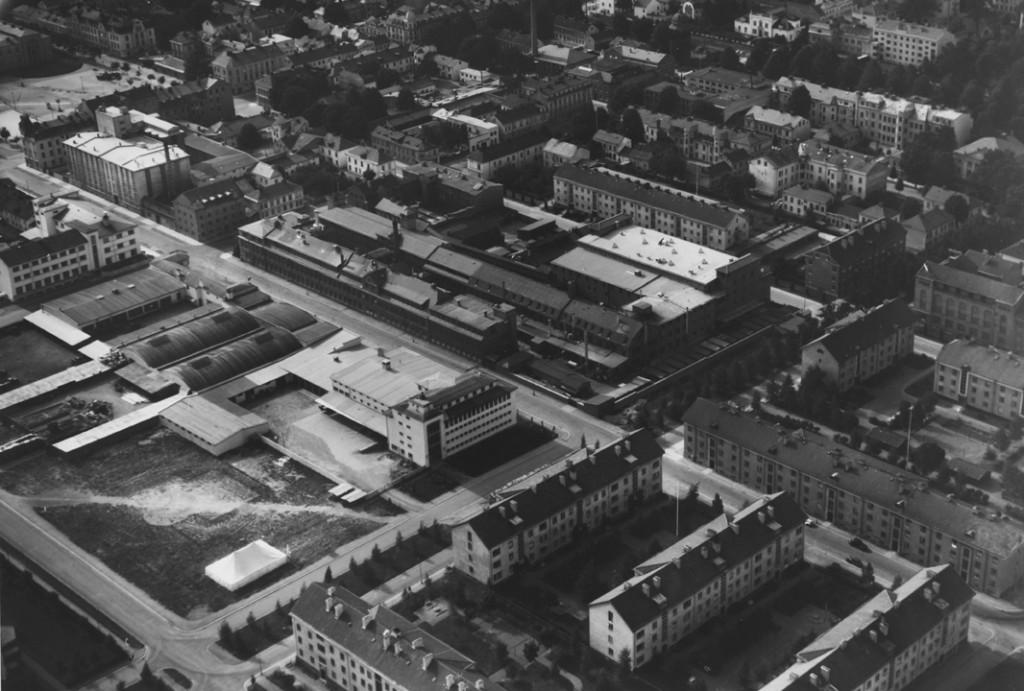 Nymans verkstäder 1947