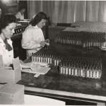 Packning av flaskor