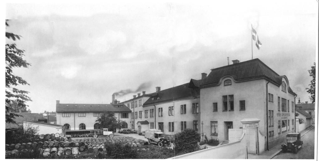 Gahns före 1914