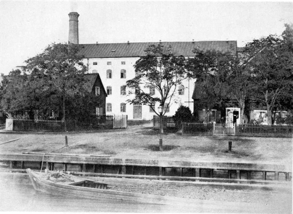 Ångqvarn 1874
