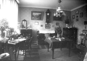 Ångkvarn D457b 1913 arbetarbostad korr Osti