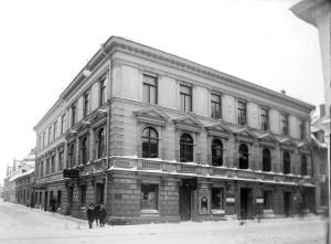 Ångkvarna Vaksalag 1917 Emma Osti ret OB0007